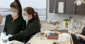 Tooth implant procedure